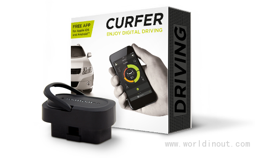 TomTom Curfer review