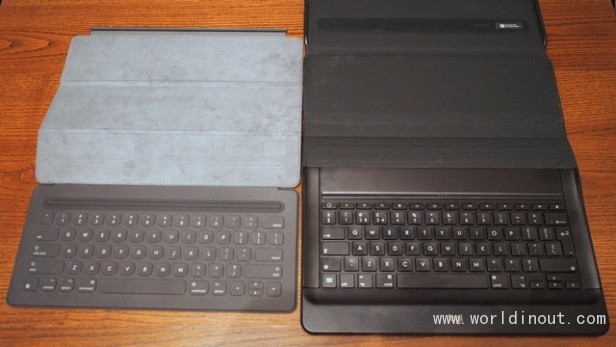 Logitech CREATE keyboard 11