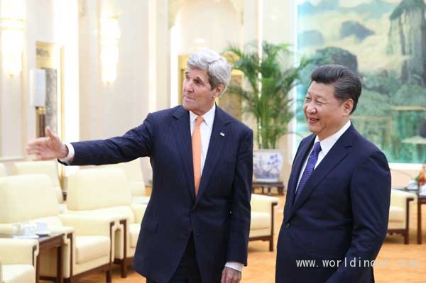 China,US advance cooperation
