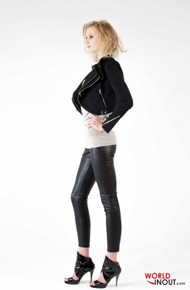 Crepe bolero jacket  3
