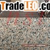 granite stairs with brushed surface