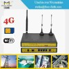 Industrial 3g 4g lte wireless cellular cctv router