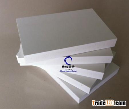4x8 whitePVC foamboard
